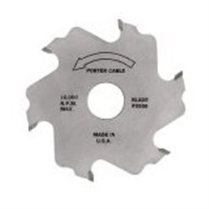 Porter Cable 5558 Plate Joiner Blade