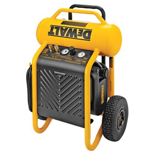 Dewalt D55146r Compressor 4 5 Gallon 200 Psi Factory