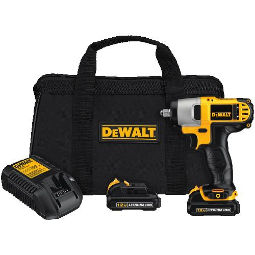 how to use dewalt impact wrench