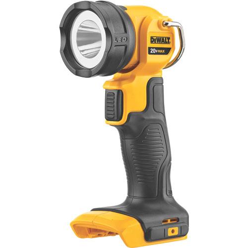 Dewalt flashlight led conversion