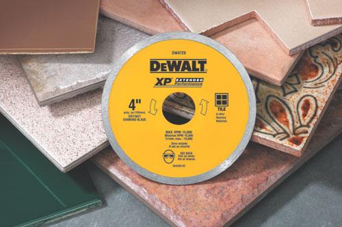 Dewalt Dw4729 Ceramic Tile Diamond Blade 4 Quot