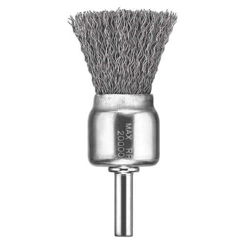 """DeWalt DW49001 Carbon Crimped Wire End Brush 3/4"""""""
