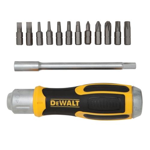 dewalt dwht69233 ratcheting screwdriver set. Black Bedroom Furniture Sets. Home Design Ideas