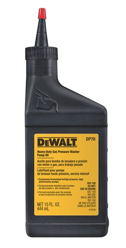 DeWalt DP70 Pump Oil