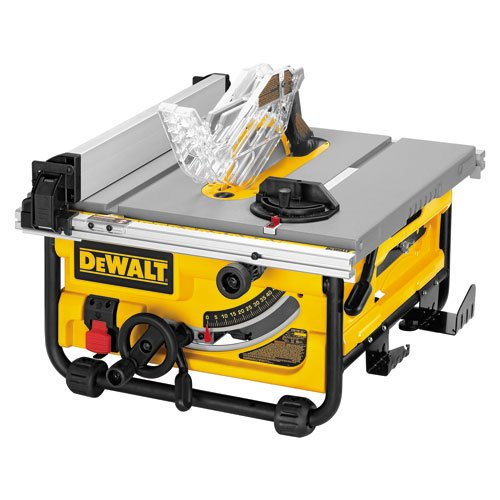 Delta Table Saw For Sale DeWalt DW745 Compact Job Site Table Saw 10""
