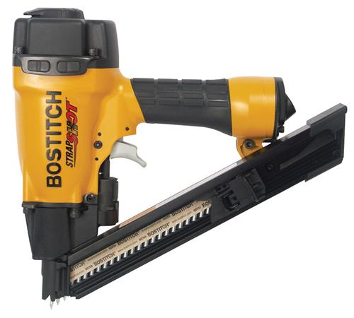 Bostitch Mcn150 Strapshot Metal Connector Nailer Ob