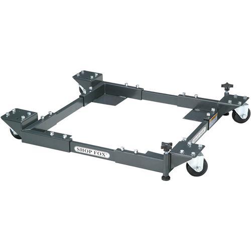 Shop Fox D2057a Adjustable Mobile Base Heavy Duty