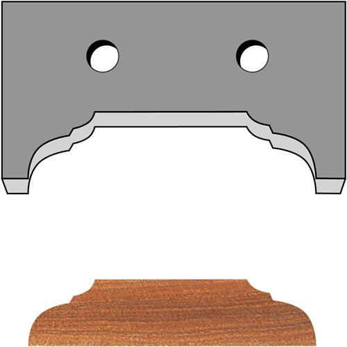 Shop Fox D3340 Moulding Knives