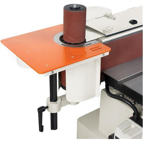 shop fox d3741 table w dust downdraft for w1730 sander. Black Bedroom Furniture Sets. Home Design Ideas