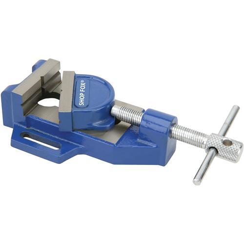Shop Fox D4068 Tilting Jaw Drill Press Vise 3 Quot