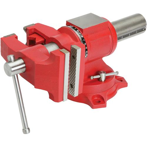 Shop Fox D4074 Multi Purpose Bench Vise 5