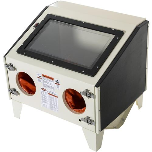 sc 1 st  ToolsandMore.us & Shop Fox Machinery M1114 Benchtop Sandblast Cabinet