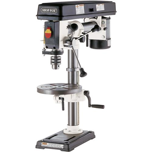 Shop Fox W1669 Benchtop Radial Drill Press