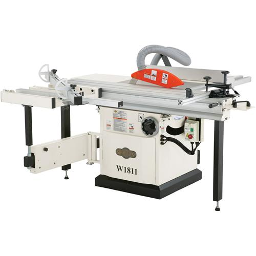 Shop Fox W1811 Sliding Table Saw 10