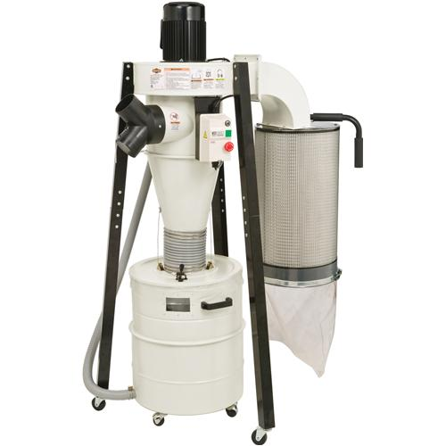 Shop Fox W1823 Portable Cyclone Dust Collector