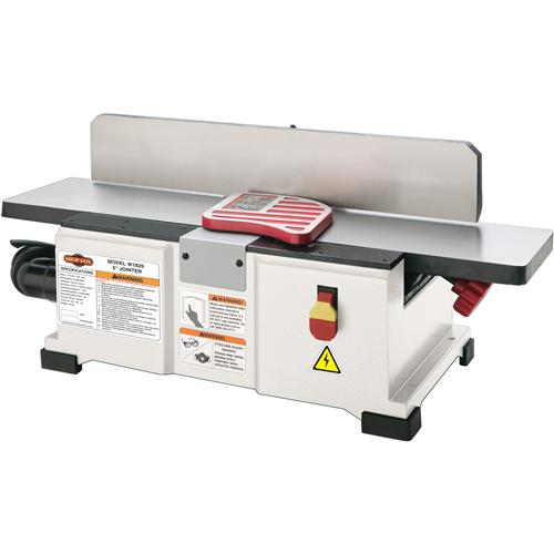Shop Fox W1829 6 Jointer Benchtop