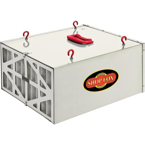 Fox Air Cleaner : Shop fox w hanging air filter