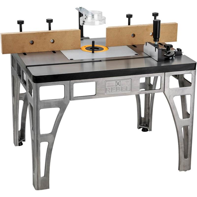 Shop Table: Shop Fox W2000 Rebel Router Table