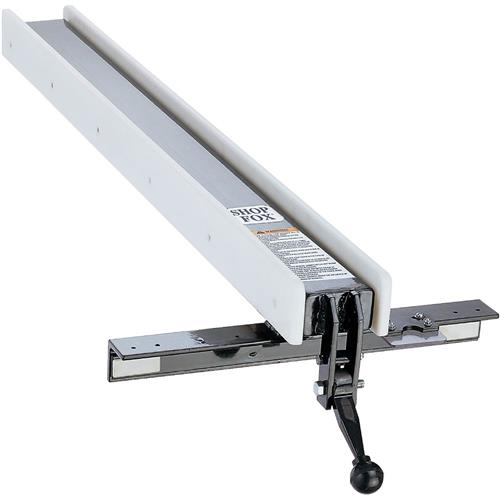 Shop fox w2005 classic fence w standard rails Table saw fence
