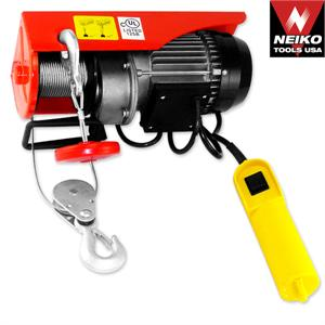 880lb Electric Hoist, UL