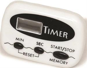 Timer Display With Clip