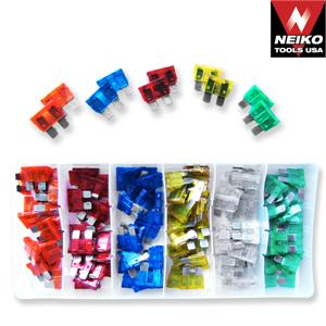 120pc Car Fuse Assortment