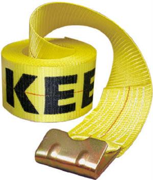 "HD Replacement Winch Strap 4"" x 30ft"