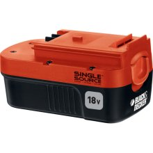 Black & Decker 90554640 Slide Pack Battery 18 Volt