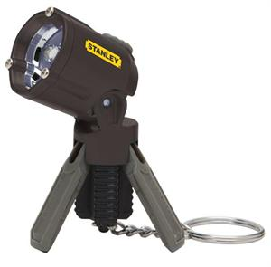Tripod Flashlight Keychain Set