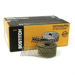 Bostitch C8r113bd Ring Shank Framing Nails 2 3 8 Quot X 113