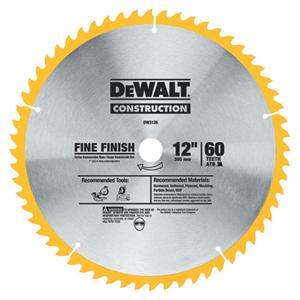 Fine Finish Saw Blade