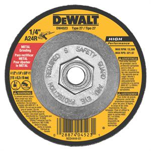DeWalt DW8426H Metal Cutting Wheel 6""
