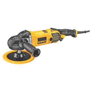 "DeWalt DWP849X Polisher Variable Speed with Soft Start 7""/9"""