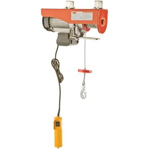 880 lb. Capacity Electric Hoist