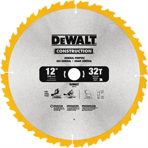 "Saw Blade General Purpose 12"" - 32T"