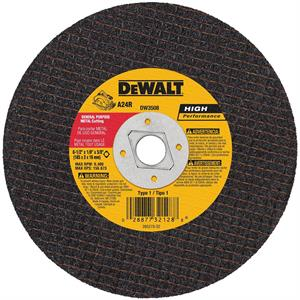 "Metal Abrasive Saw Blade 6-1/2"" x 5/8"""