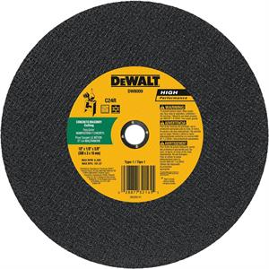 "Masonry Chop Saw Wheel 10"" x 5/8"""
