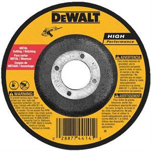 DeWalt DW8756 Metal Cutting Notching Wheel 7