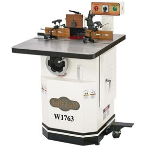 2-1/2 HP Wood Shaper w/ Mobile Base