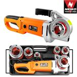 1800W Electric Pipe Threader w/ 6 Threading Die