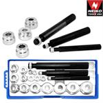 19pc Bushing Removing & Inserting Set