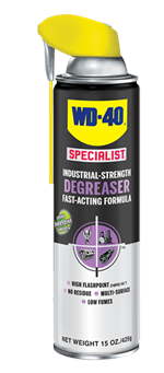 WD-40 300280 Specialist Natural Strength Degreaser 15oz