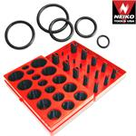407pc Universal O-Ring Assortment