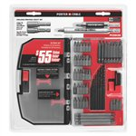 58 Piece Drill, and Driving Accessory Set