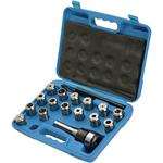 R-8 Quick Change Collet Set