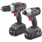 18V Drill / Driver and Impact Driver Kit