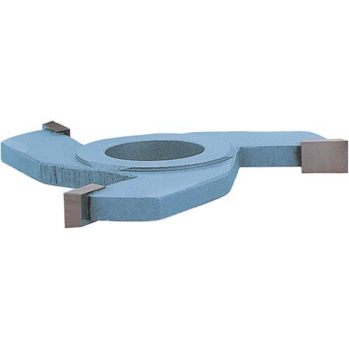 Roman Carbide DC2159 1//2-Inch Cabinet Straight Cutter 3//4-Inch Bore