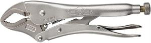 "Curved Jaw Locking Pliers 10"" 10CR"