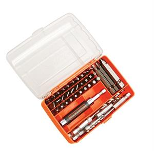 45 Piece Drilling and Screwdriving Set