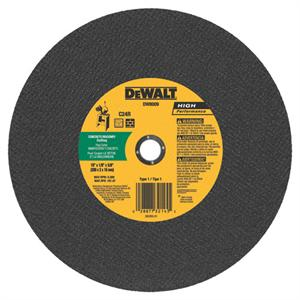DeWalt DW8008 Masonry Chop Saw Wheel 12""